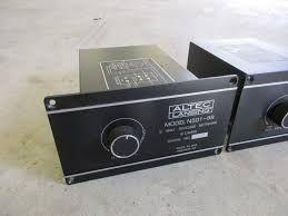 Resultado de imagen de altec lansing speakers vintage