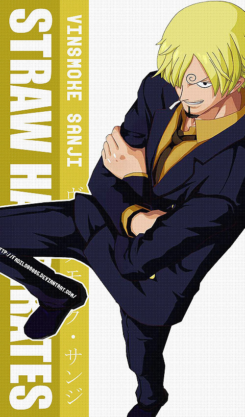 One Piece Wallpapers Mobile Shp Sanji By Fadil089665 Deviantart