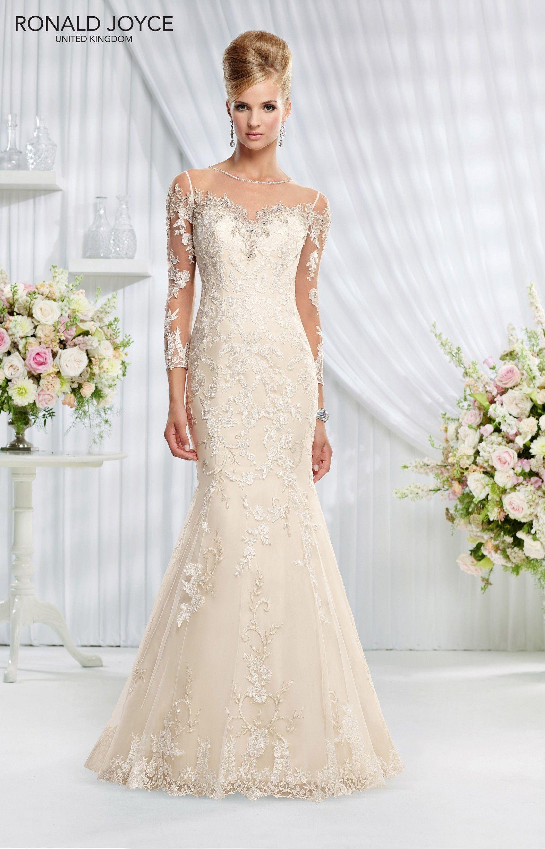 RONALD JOYCE INTERNATIONAL - Wedding dresses and bridal gowns ...