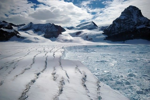 Massive Antarctic Ice Shelf Will Disappear Completely In A Few Years, According To NASA