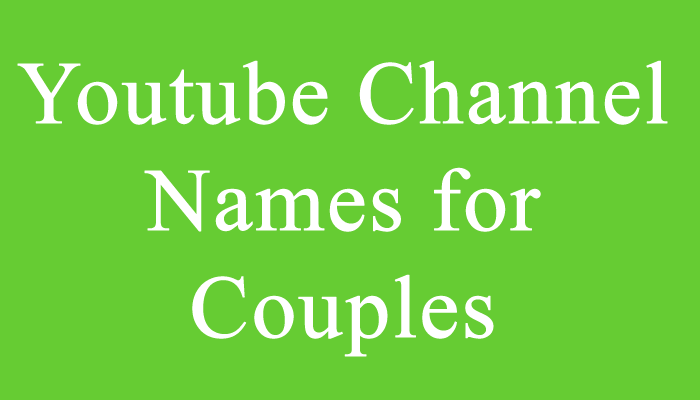 Youtube Channel Names For Couples Funny Team Names Youtube Channel Name Ideas Bowling Team Names