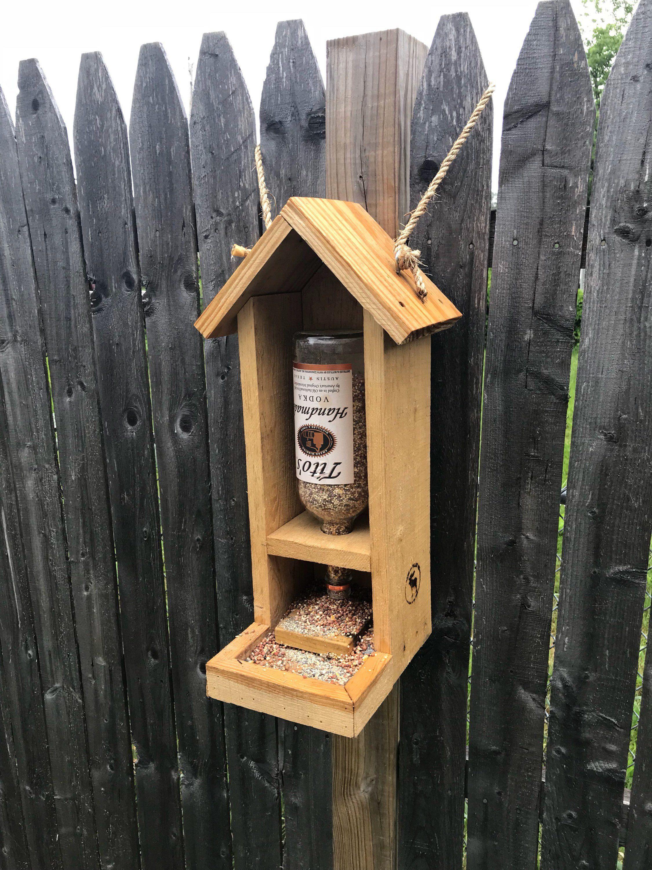 Bird feeders for kids to make