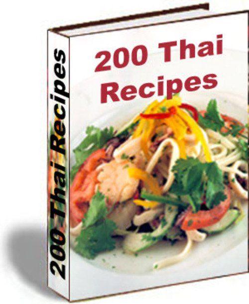 200 thai recipes plr e book website bonus software digital 200 thai recipes plr e book website bonus software forumfinder Gallery