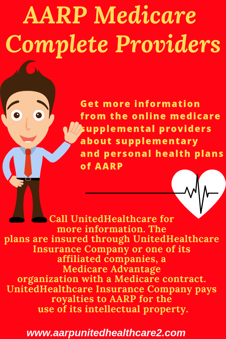 AARP Medicare Complete Providers The UnitedHealthcare