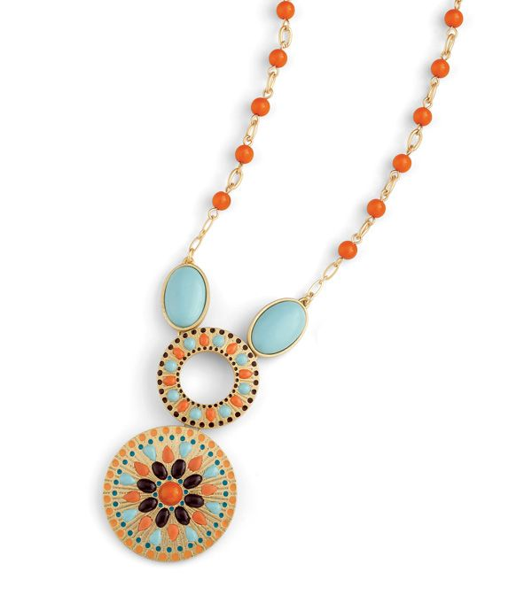 Lia Sophia - Alicante Necklace #jewelry