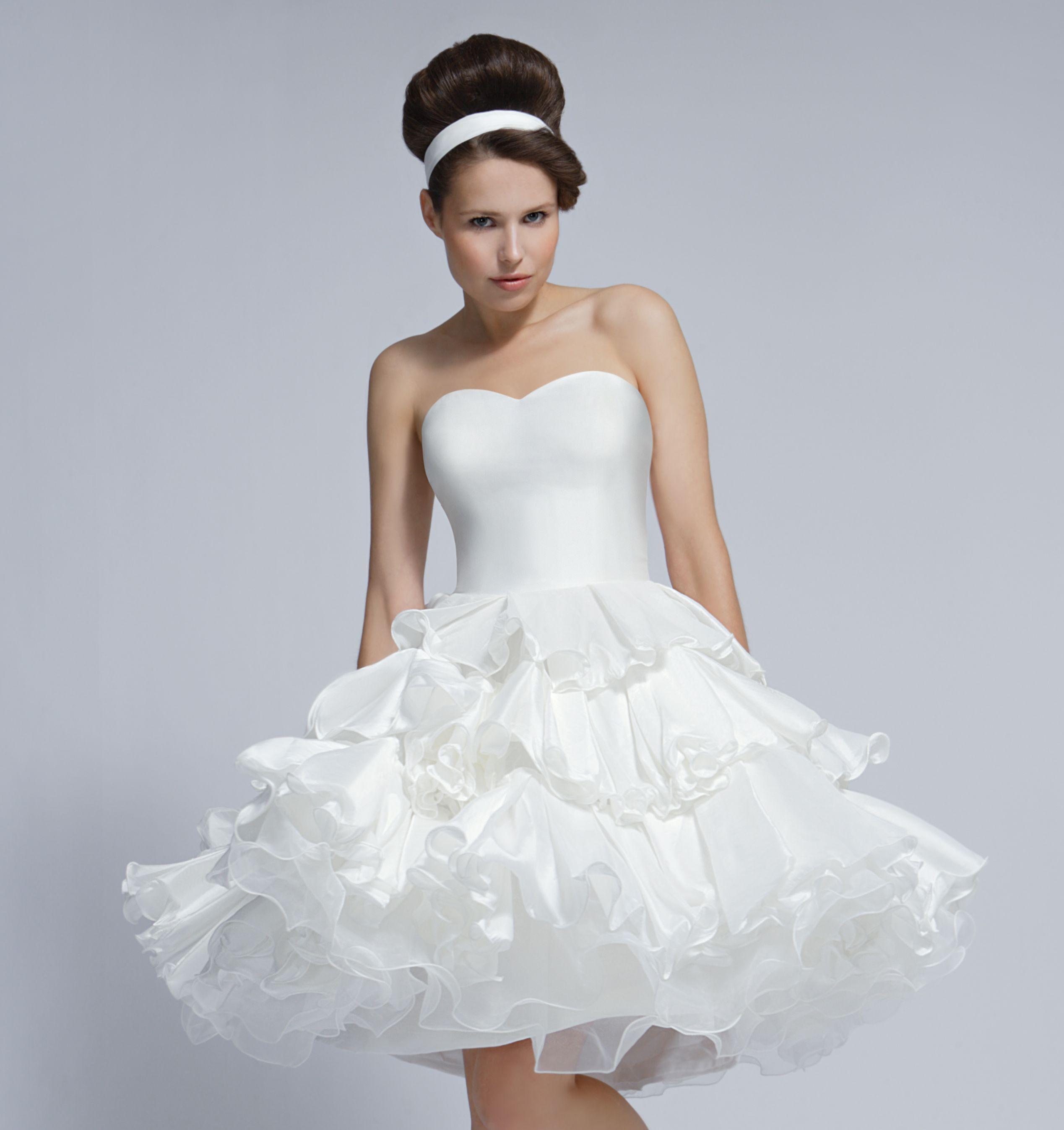 98ffb42d2e9 Tea Length Wedding Dresses