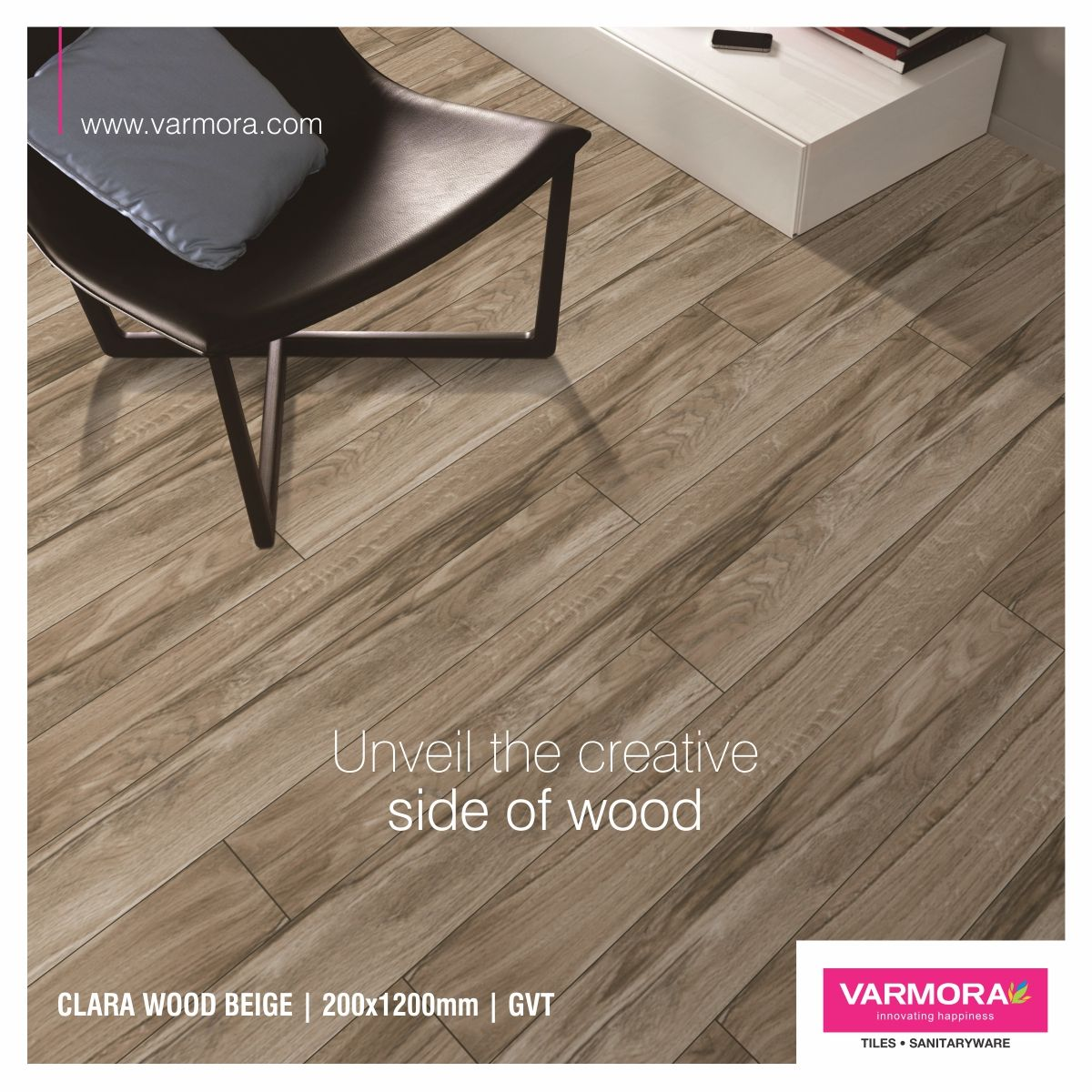 Varmora presents amazing floor tiles options for you to experience ...
