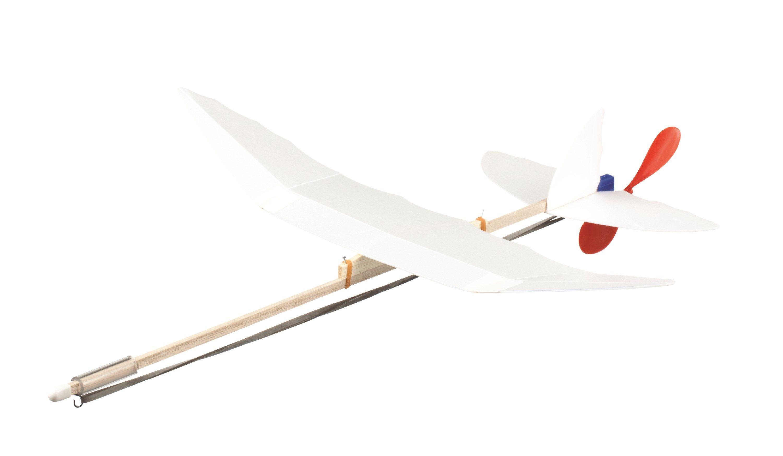Noted Airplane Kit YOSHIDA by Zingero Modellflieger