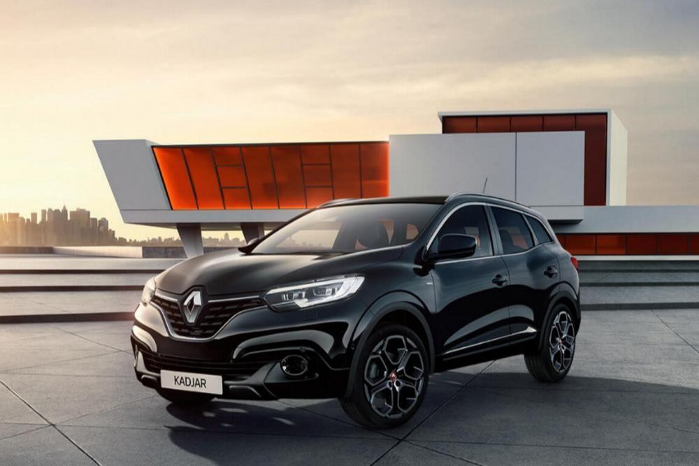 Renault 2016 Du Style En Plus Pour Le Renault Kadjar Black Edition Renault Black Edition Black