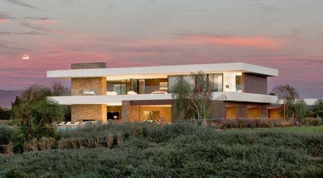 Proyecto madisonhouse tipo vivienda unifamiliar casa for Arquitectura contemporanea casas