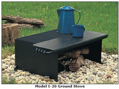 large selection of park picnic tables, cooking grates ...