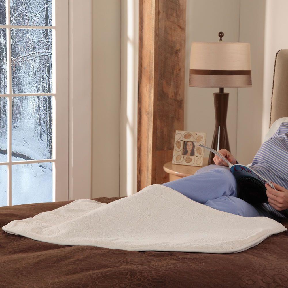The Foot of the Bed Warmer Hammacher Schlemmer Foot