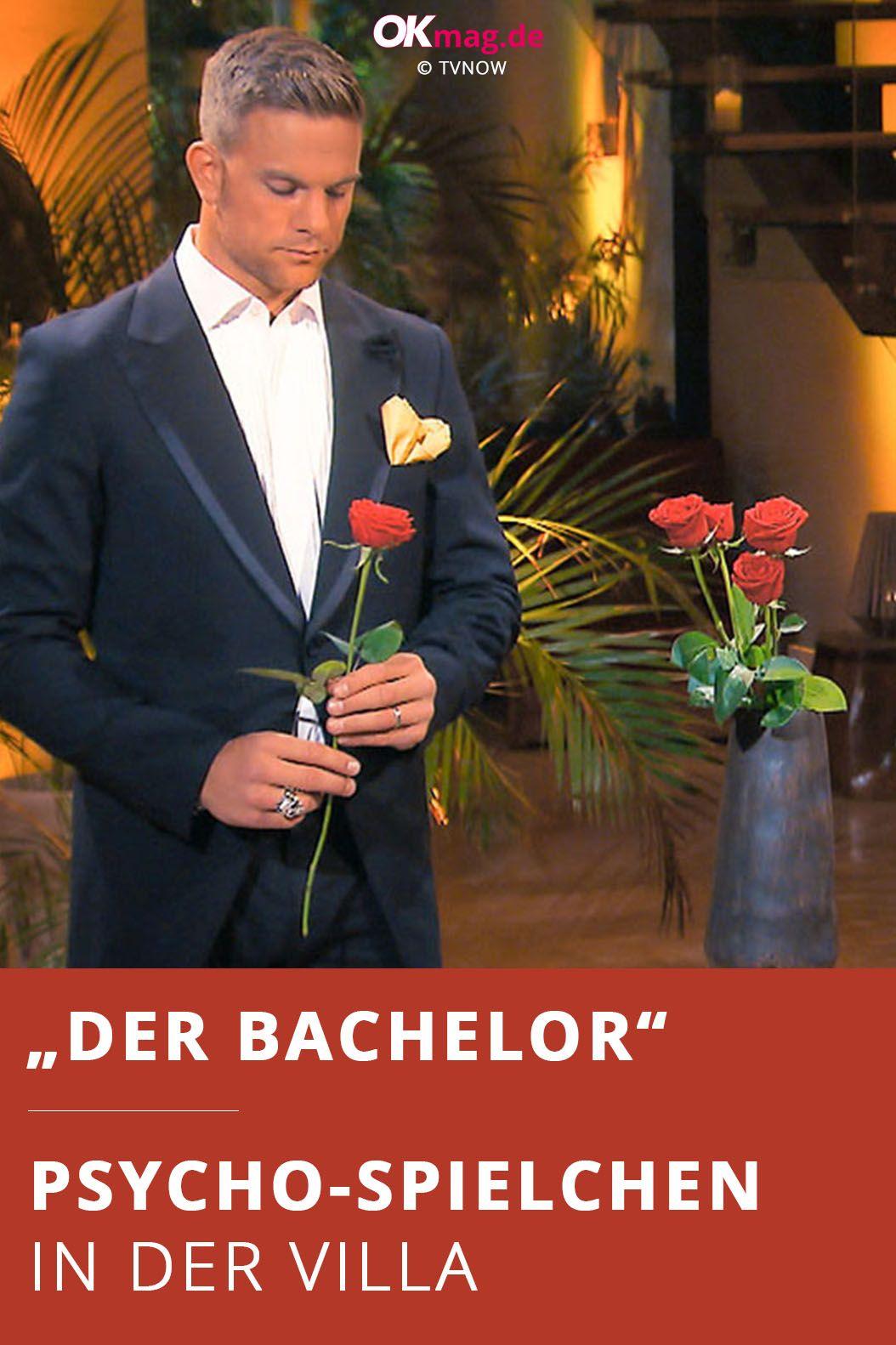 Der Bachelor Psycho Spielchen In Der Villa Bachelor Romantische Momente Spiele