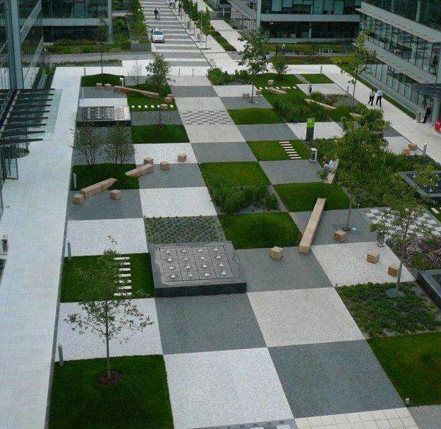 Pingl par art ceg sur urban design pinterest for Le jardin urbain garderie