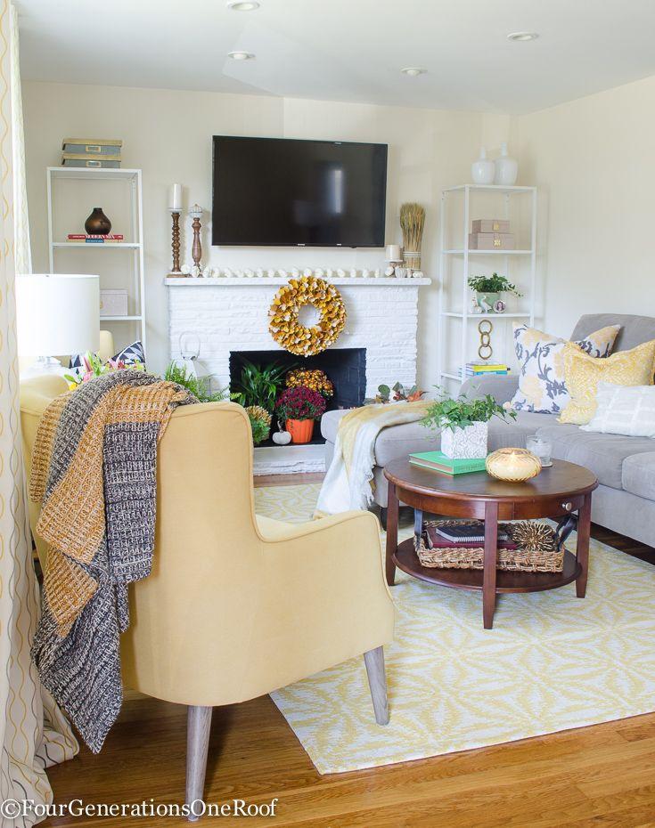 Beautiful Transitional Living Room Living Room Makeover Transitional Living Rooms Living Room Diy