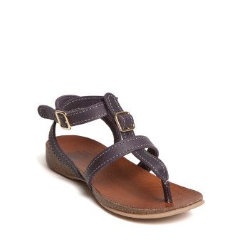 Roots Capri Sandal Tribe 98 Leather Sandals