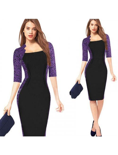 8a206c0838838 white knee length bodycon dress Naf Dresses