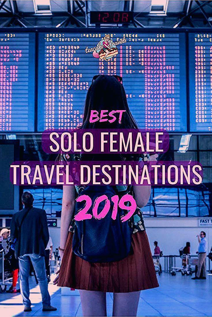 Photo of 2020 Best Solo Female Travel Destinations for each Month of the Year
