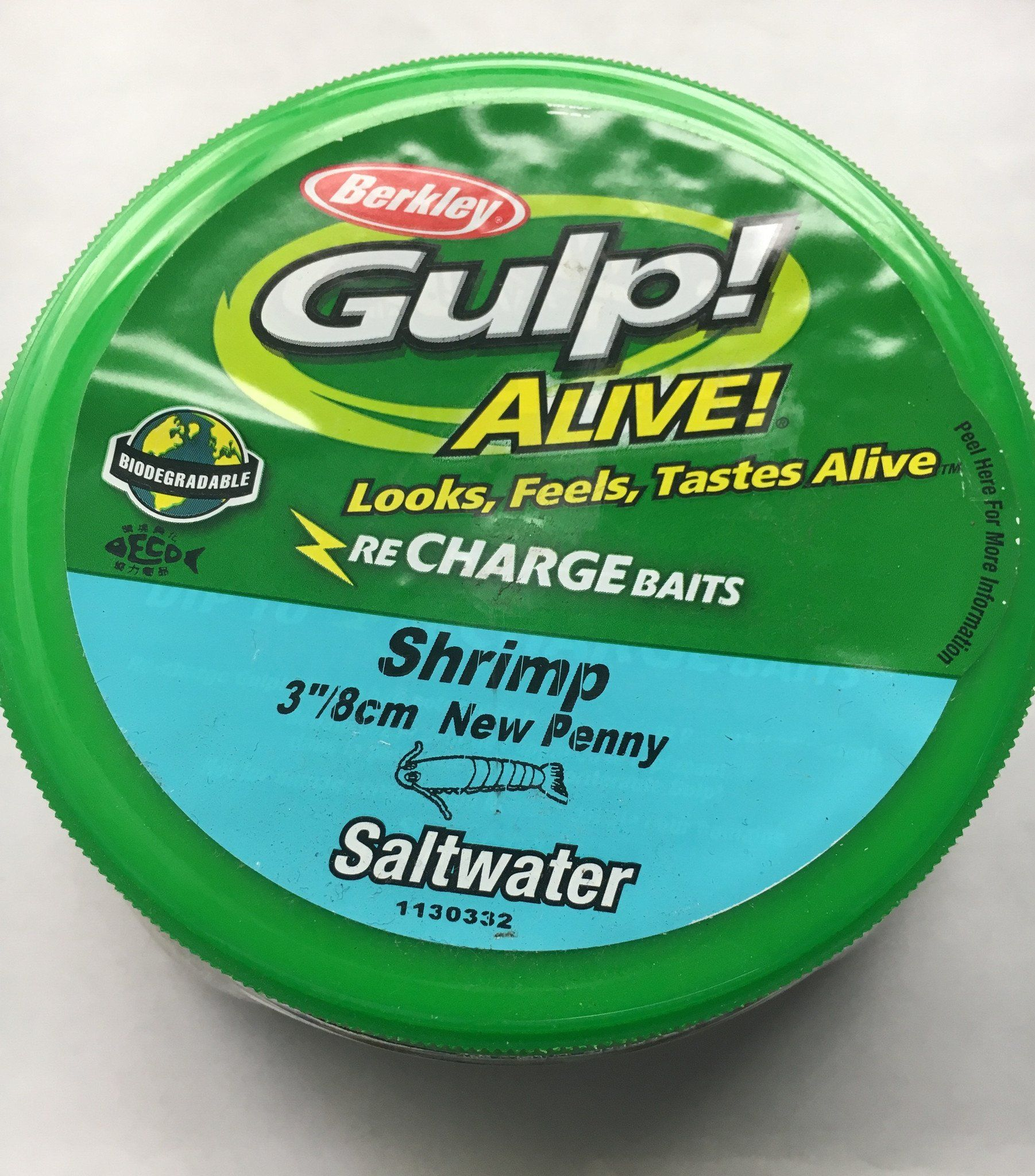 Berkley Gulp Alive Shrimp New Penny GAPSHR3-NP | Gone Fishing Tackle