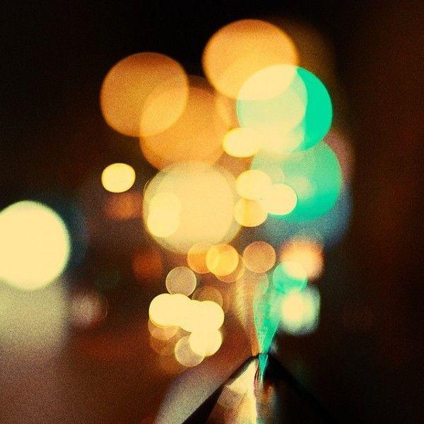 23 Immagini astratte di luci di Natale