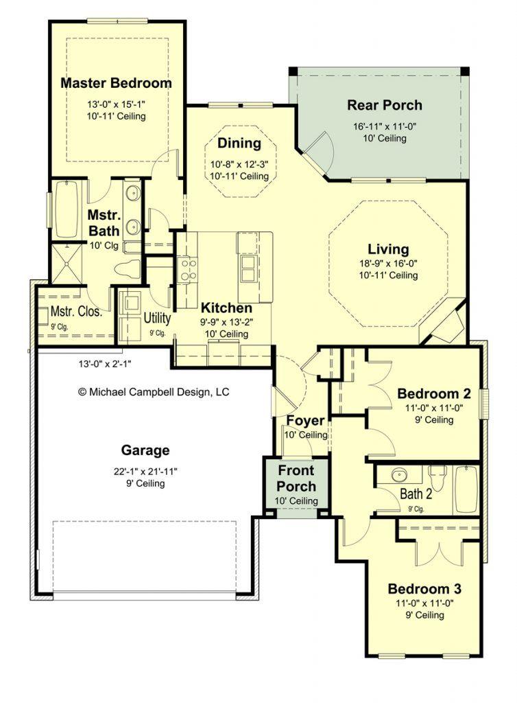 Plan 1513 45 – Michael Campbell Design