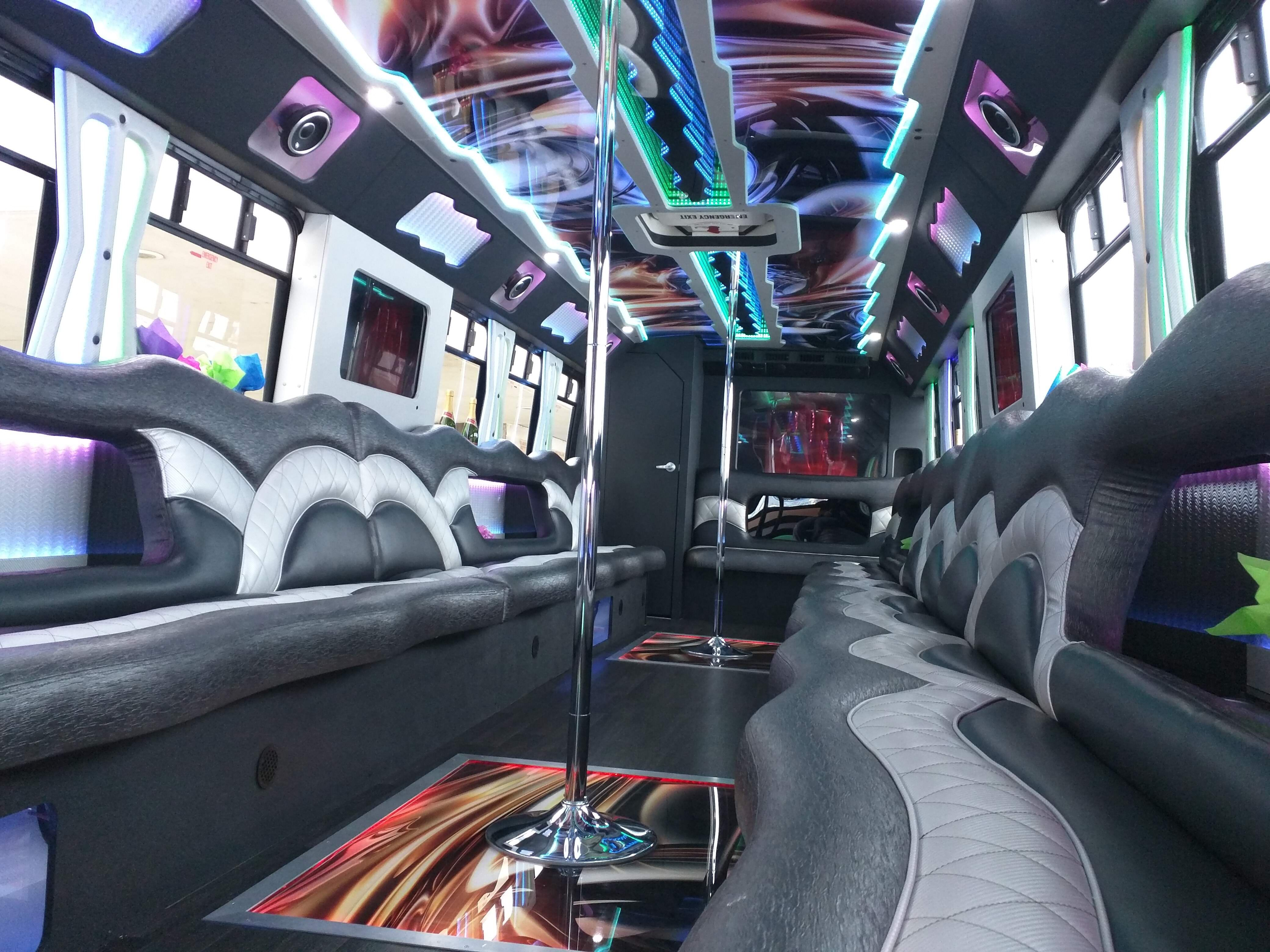 Welcome to The Luxury Bus, your first stop for upscale limo bus and party  bus rentals! Take a look at our selection of luxury lim… | Luxury bus, Party  bus, Limo bus