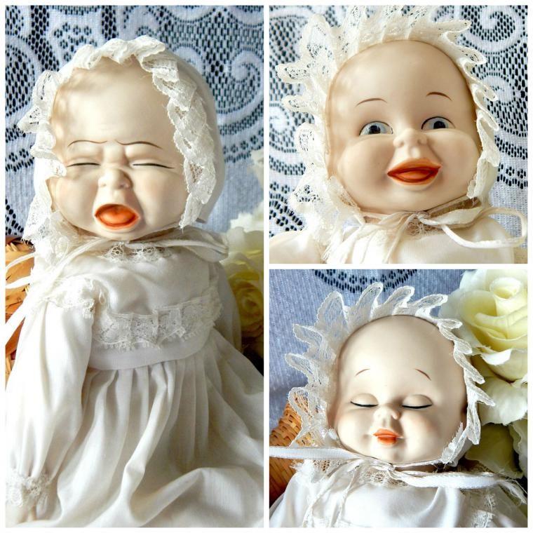 Трехликая кукла, продана - Ярмарка Мастеров - ручная работа, handmade