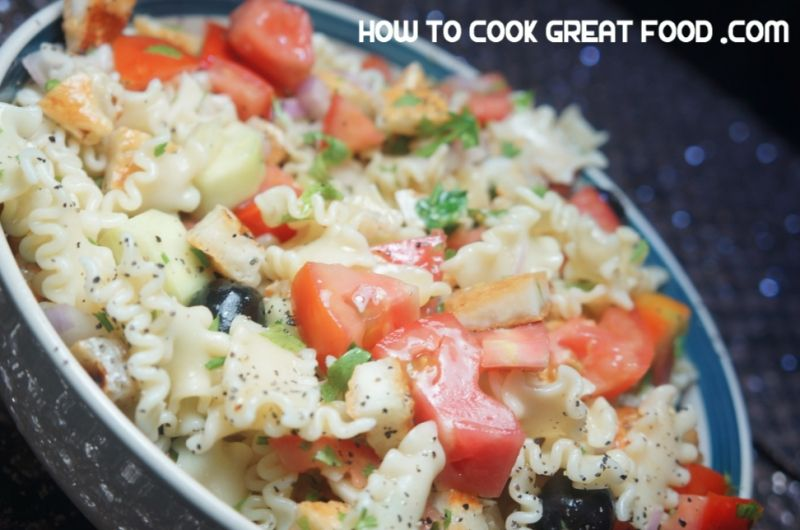 Pin by how to cook great food on mediterranean food pinterest grilled halloumi pasta salad recipes mediterranean food summer food pasta dishes hallumi recipes bbq channel food networktrisha forumfinder Gallery