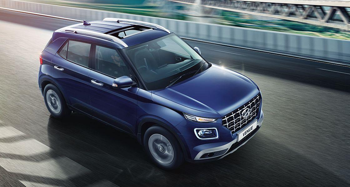 Hyundai Venue Car Price List in India Hyundai cars