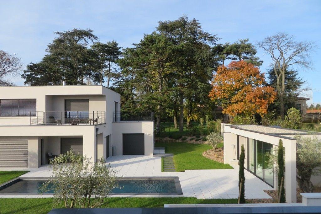 Construction de maison RT2012 Lyon - construire une maison BBC Rhône - construire sa maison 3d