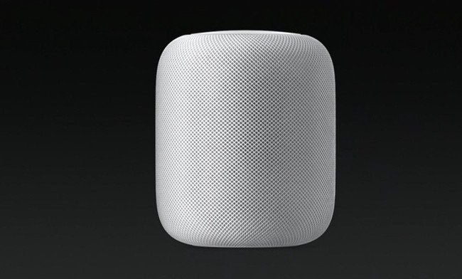 HomePod es el altavoz inteligente de Apple que quiere reinventar la música en casa con la ayuda de Siri http://bit.ly/2qUx0Aa #CPMX8 Quiriarte.com
