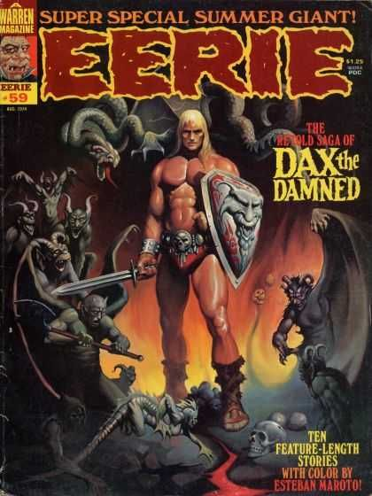 Was Dax Shepard named after this guy? | EERIE MAGAZINE in 2019
