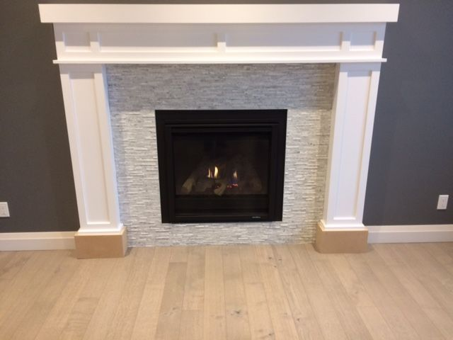 Stunning Heat Glo Fireplaces Sl550tr Installed For One Of Our