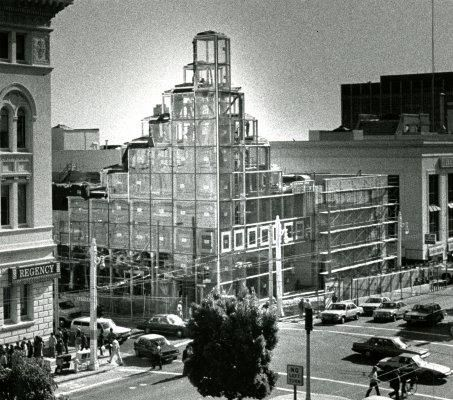 Bay Area Movie Theaters Then And Now Reader Requests San Francisco Movie Theater Tower