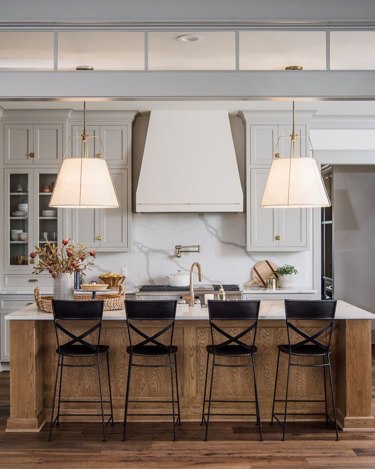 New Look Kitchen And Bath: Rustic Modern Farmhouse Kitchen By Joanna Gaines