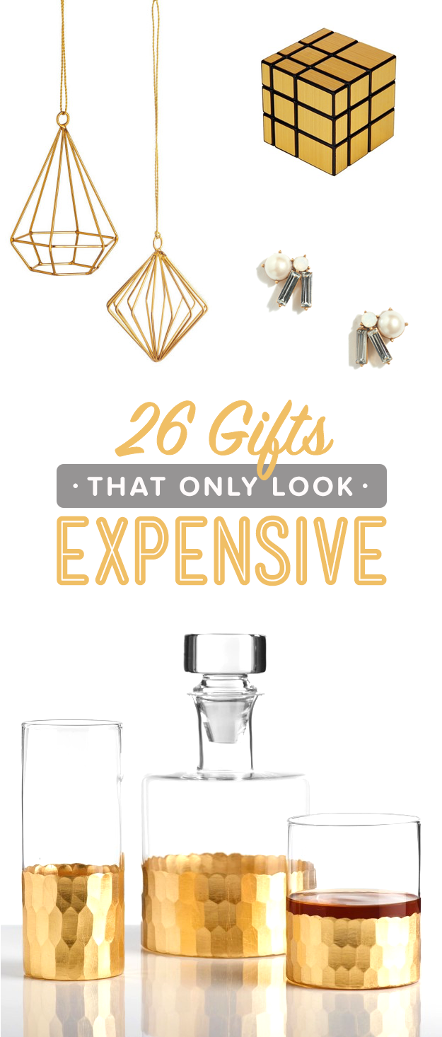 21 gifts that only look expensive regali for Regali per amici