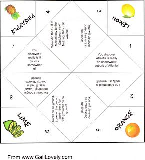 image regarding Printable Cootie Catcher Template titled Downloadable, customizable, printable paper fortune teller