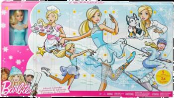 Barbie Adventskalender 2020   Welt der Geschenke