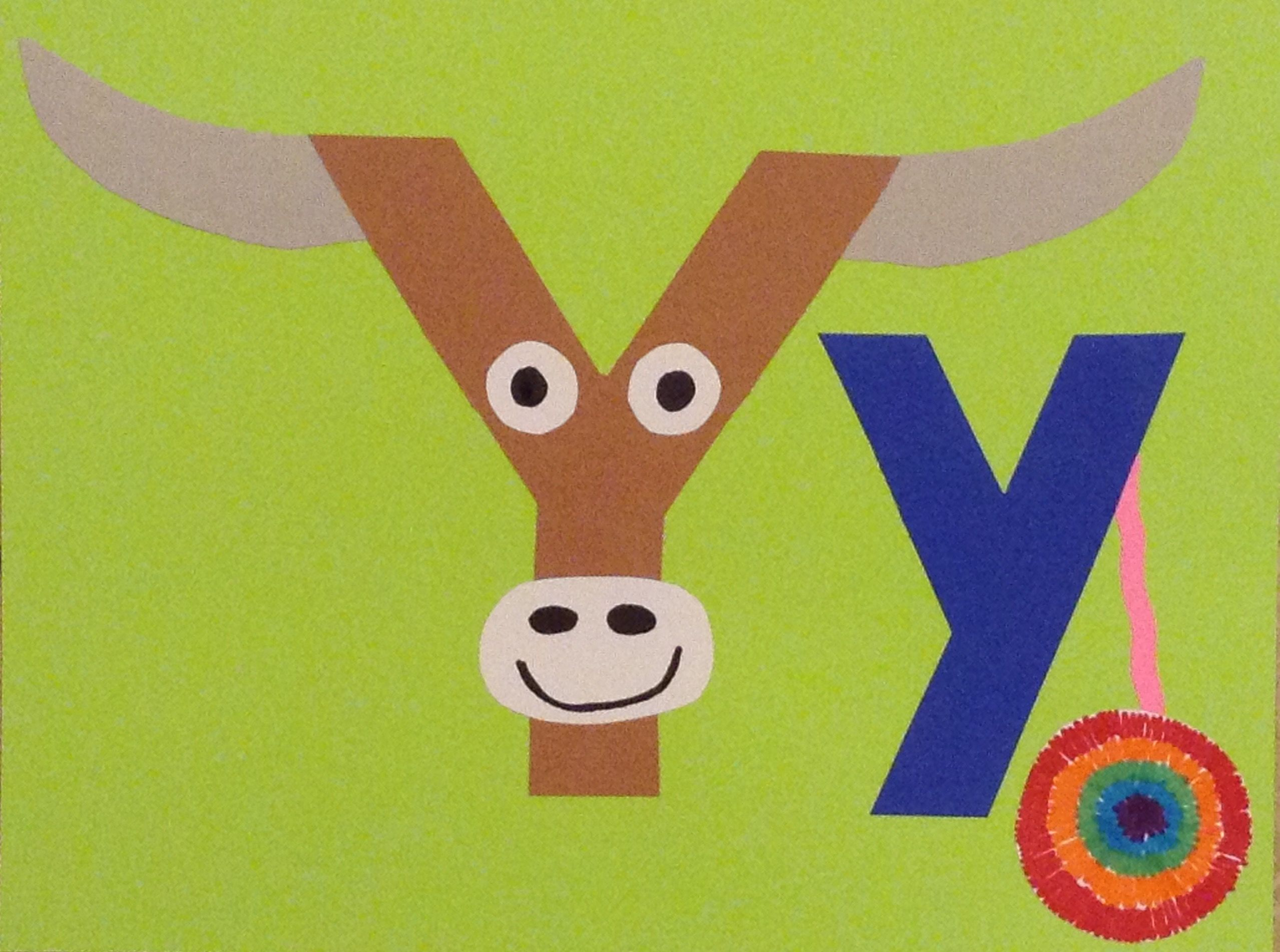 Y Is For Yak Amp Yoyo