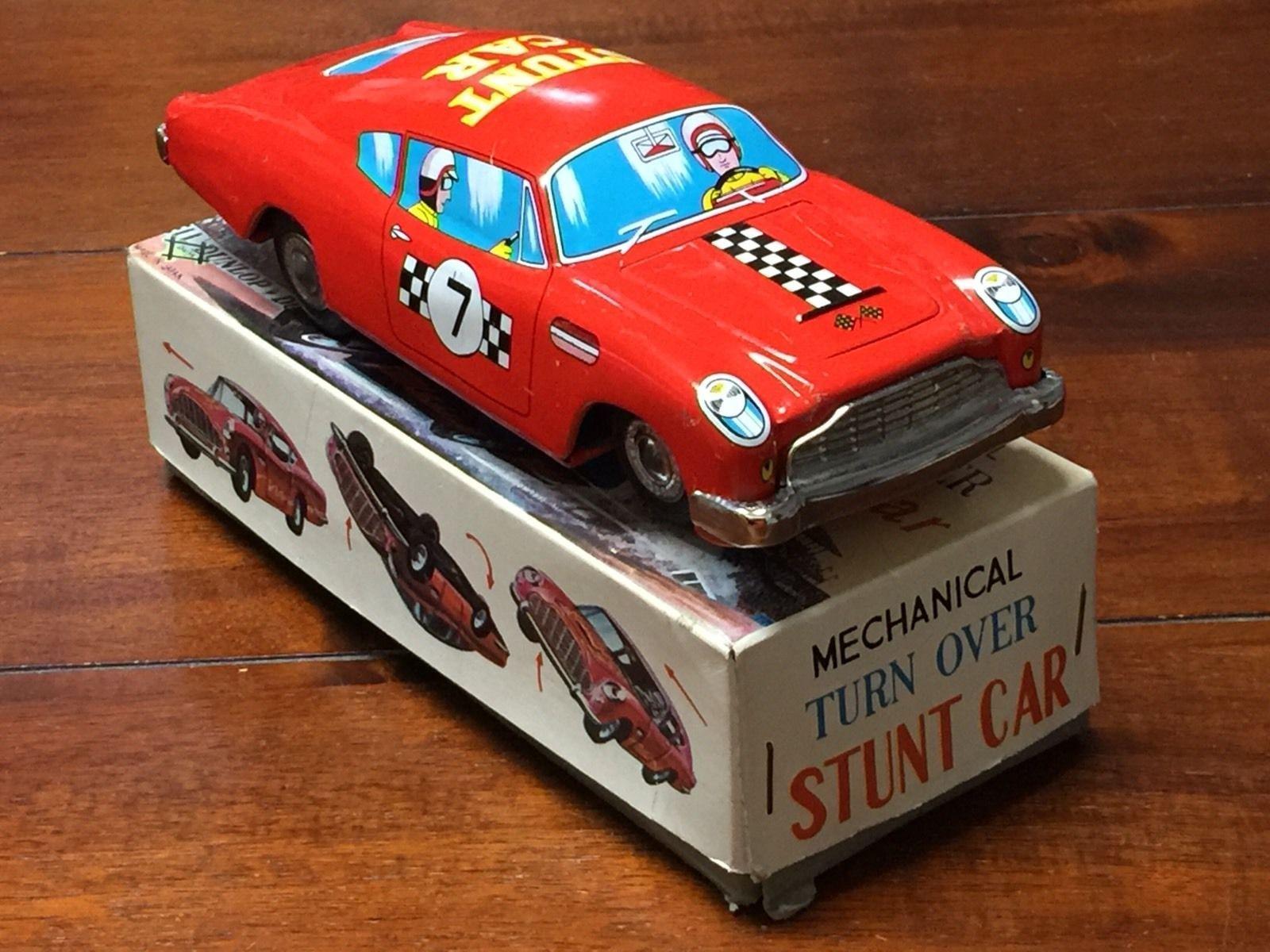 Daiya Japan Vintage Tinplate Toy Car | eBay | Old tinplate cars