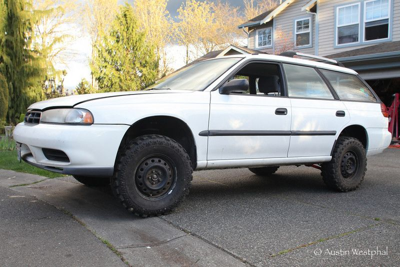 My 1990 Legacy Mud Wagon Project Members Rides Subaru Legacy Wagon Lifted Subaru Subaru Legacy
