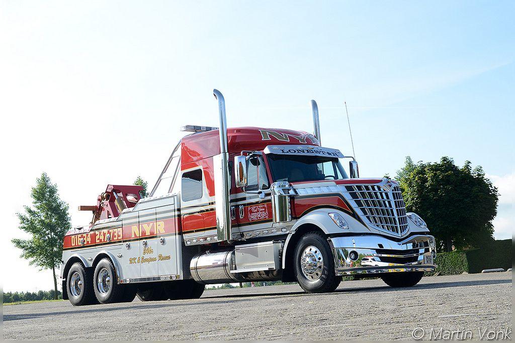 International | Heavy Duty Wreckers | Trucks, Tow truck, Cool trucks