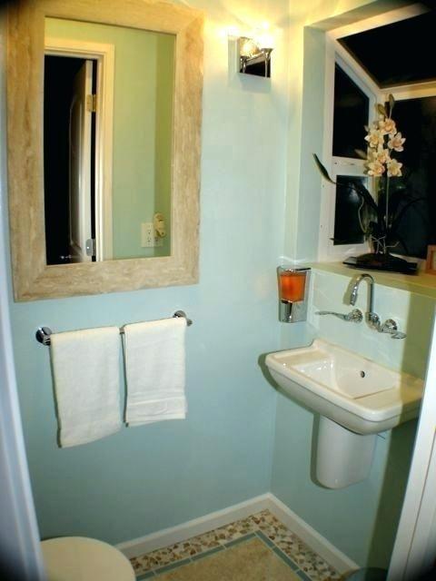 tiny powder room sink small ideas very sinks modern vanity ...