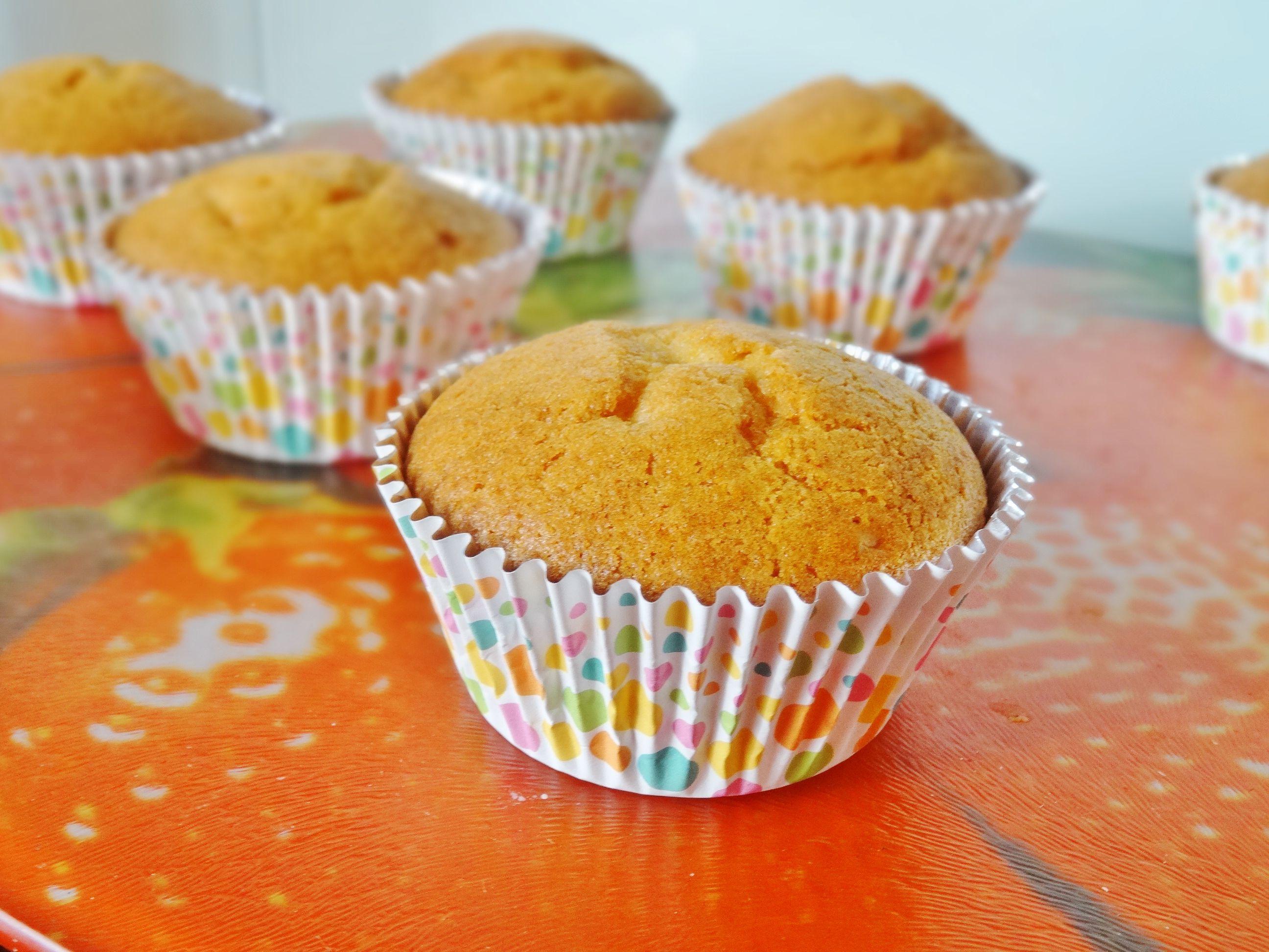 Het recept voor heerlijke suikervrije cupcakes