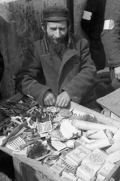 Ghetto de Varsovie 1941.