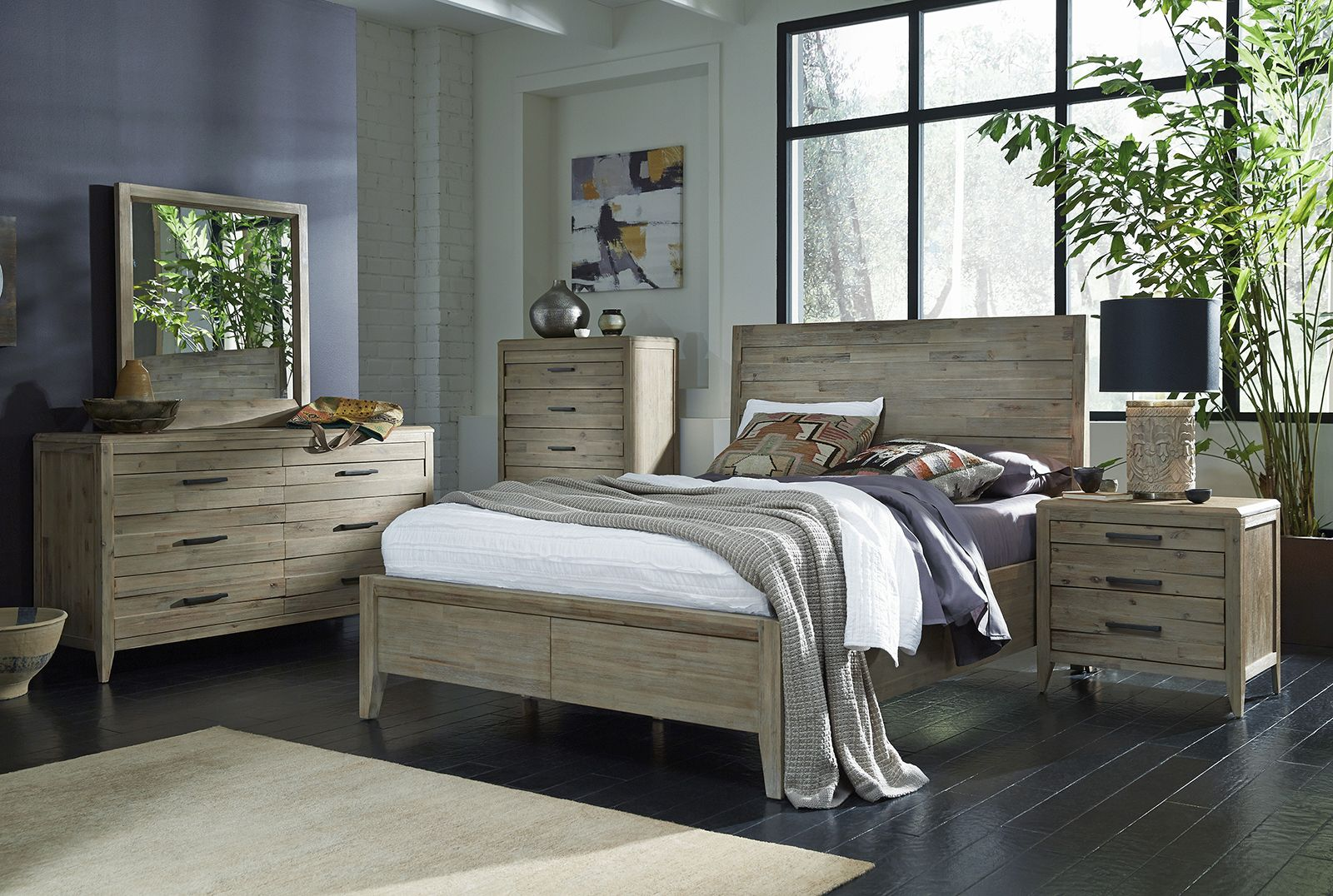 Palliser Casana Furniture Casablanca Harbourside 4 Piece Panel