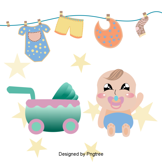 Cartoon Hand Painted Baby Toy Design Baby Clipart Cute Clipart Toys Clipart Png Transparent Image And Clipart For Free Download In 2020 Hand Painted Cute Clipart Baby Toys