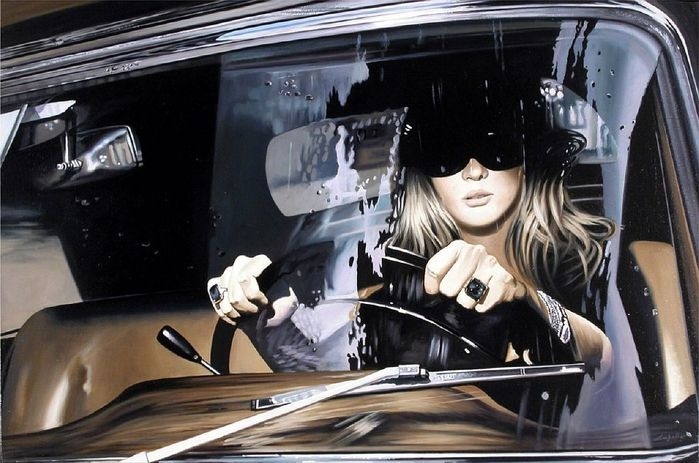 девушка за рулем красиво: 16 тыс изображений найдено в ...