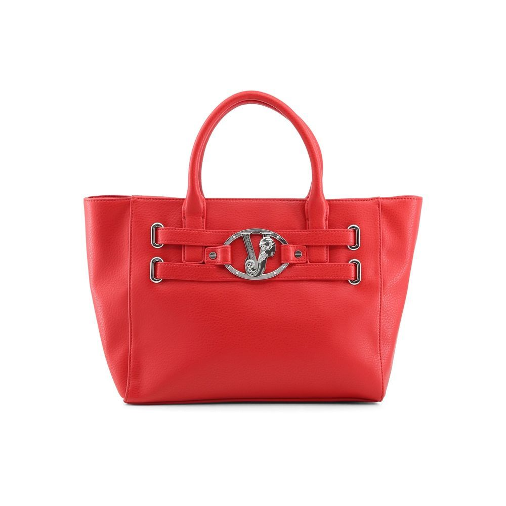 Versace Jeans E1VQBBJ3 75476 Bags Handbags Red Red Women   eBay ... dcd08cfd48