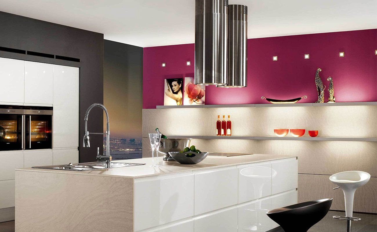 Modular #Kitchen comes with different styles and designs. The trend ...